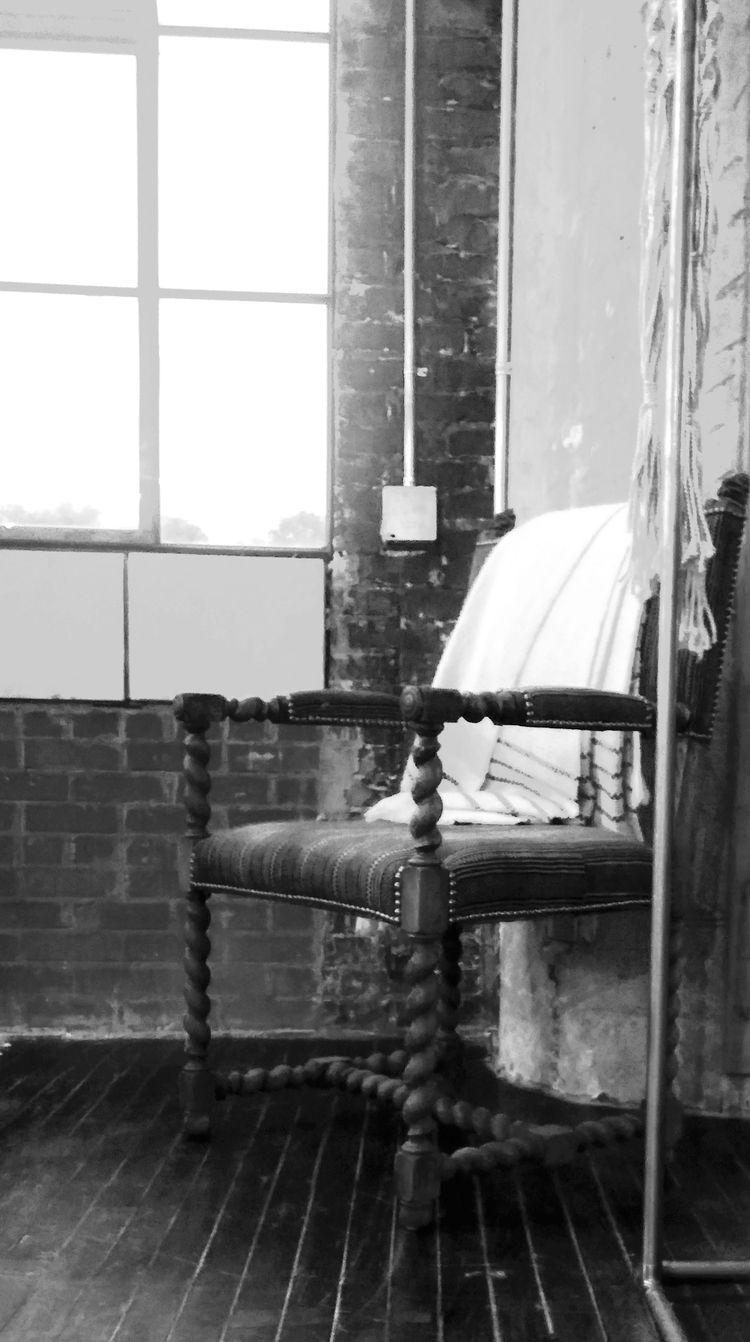 Lone Chair - blackandwhitephotography - ranjiroo   ello