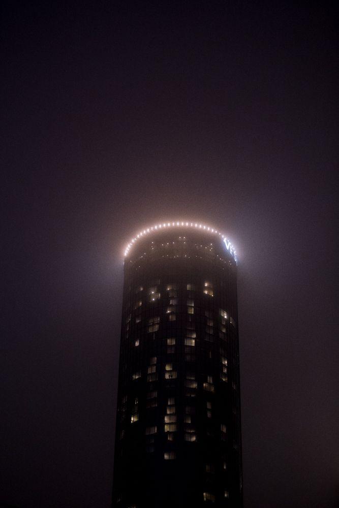 foggy // Atlanta, GA - honeyrevenge-amor | ello