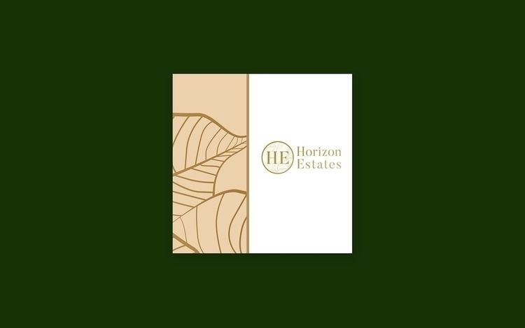 Horizon Estates identity print  - bringouttheguns   ello