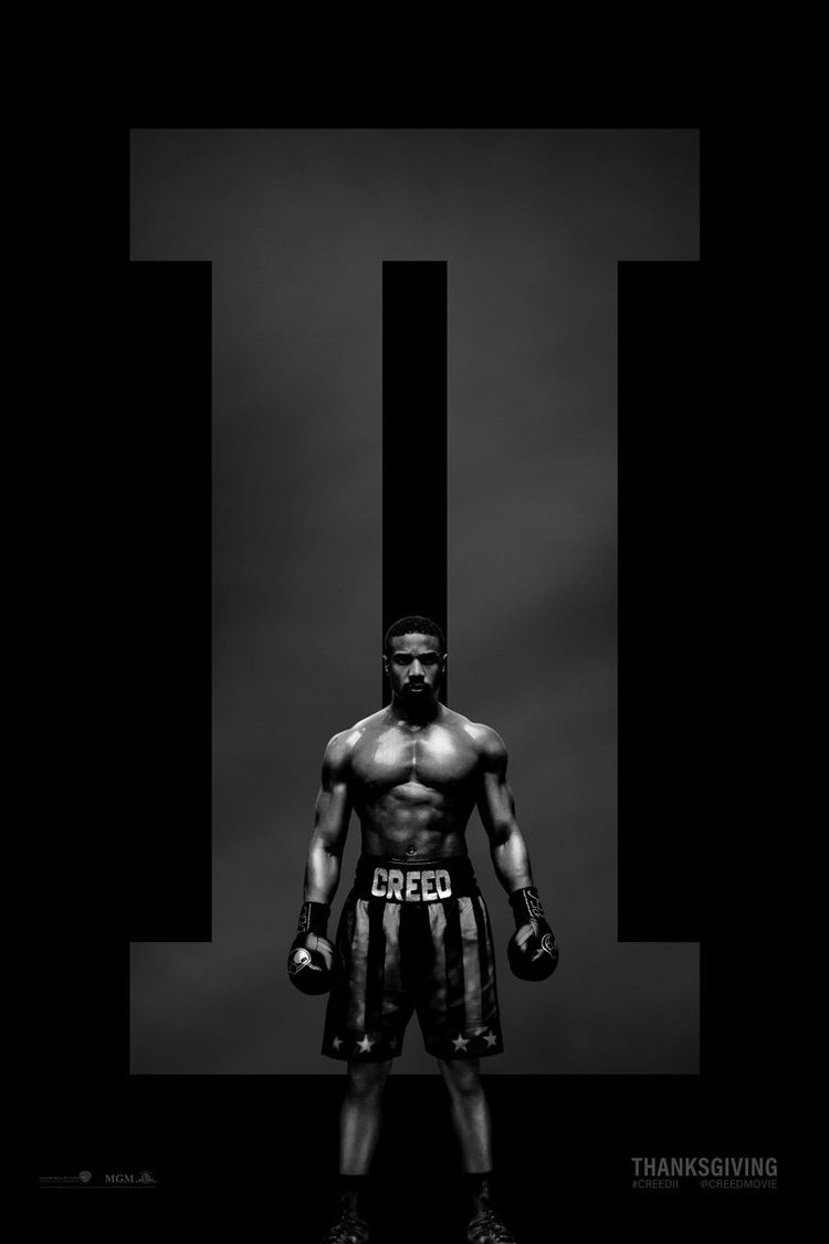Check official trailer Creed II - larrychristian | ello