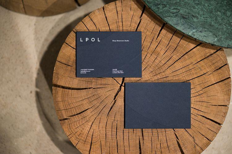 Visual identity leather goods b - northeastco | ello