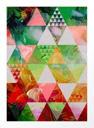 geometric shapes - szilvidsgn | ello