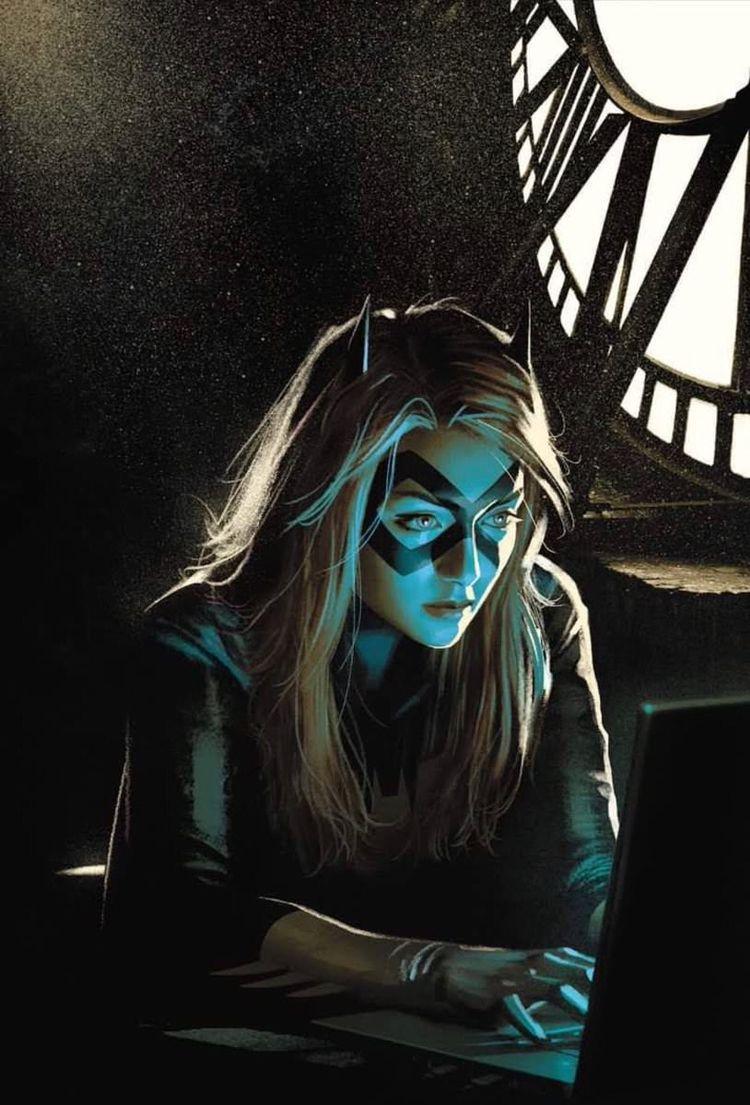 Joshua Middleton - Batgirl - 28 - m-h-l-curates   ello