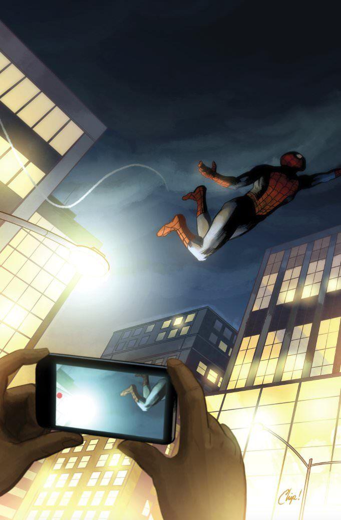 Chip Zdarsky - Peter Parker Spe - m-h-l-curates   ello
