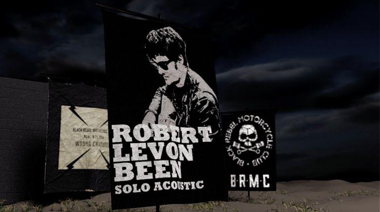 Robert Levon Black Rebel Motorc - crvideo_crv | ello