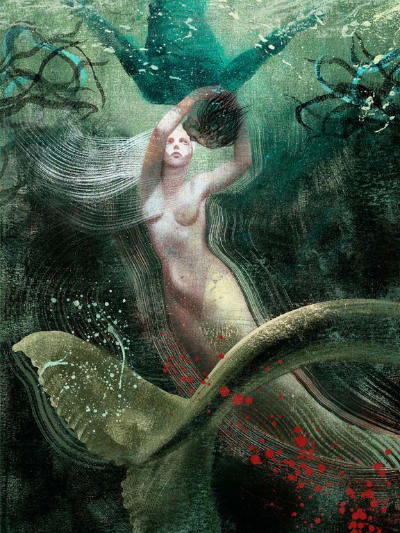 Anna Elena Balbusso - Men Drown - m-h-l-curates | ello