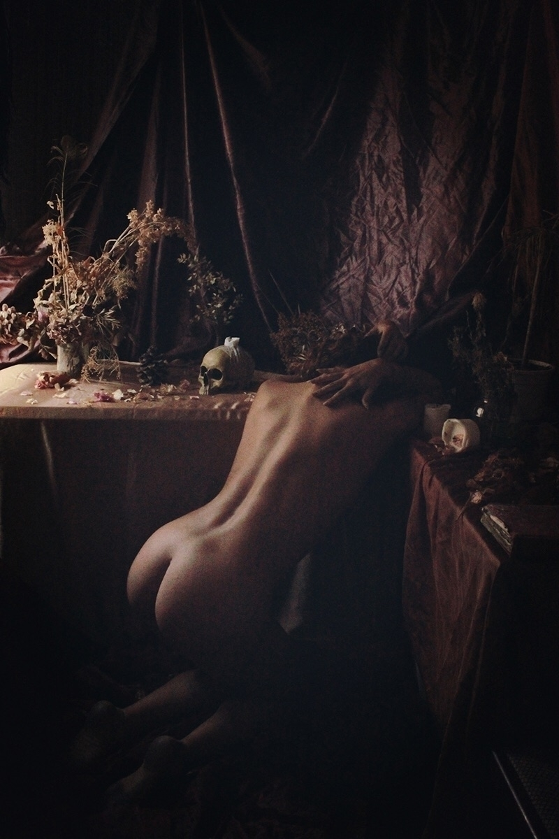 """Celebration"" – Photographer/Mo - darkbeautymag | ello"