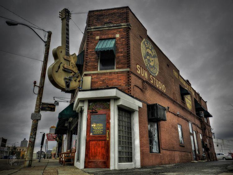 Memphis - Sun Studio 002 iconic - lancevaughn | ello