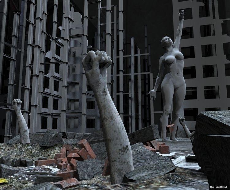 Resistance destruction ! Uwe He - uweheine | ello