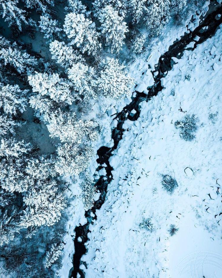Striking Drone Photography Aust - photogrist | ello