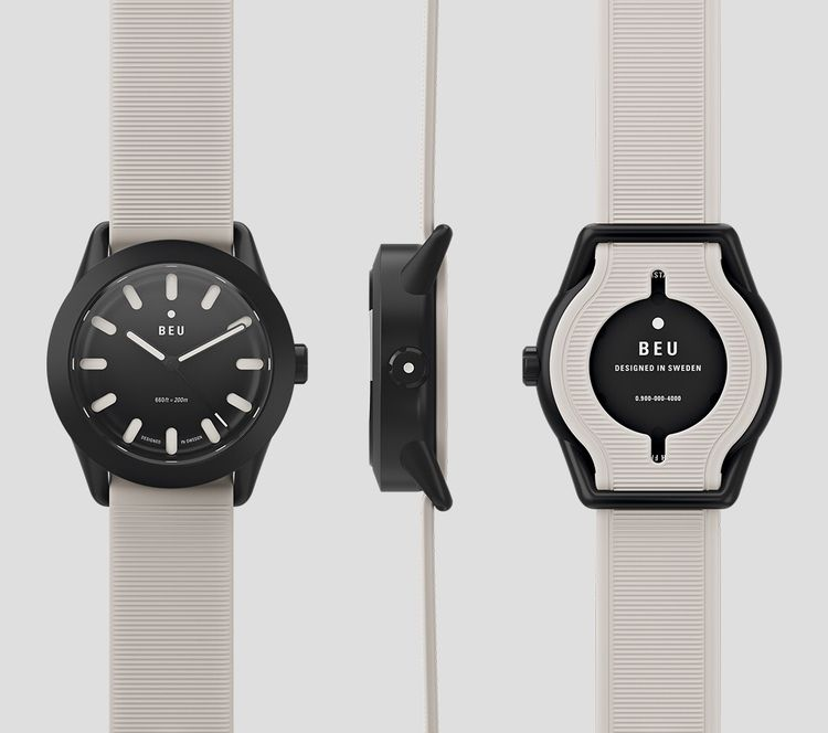 Solid 20 ATM - BEU Watches - ronnestam | ello
