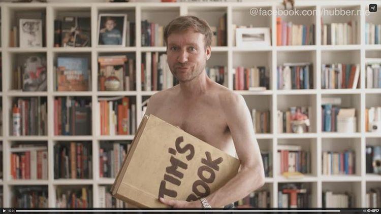 Berlin 24/7: Naked run nudity  - bepa   ello