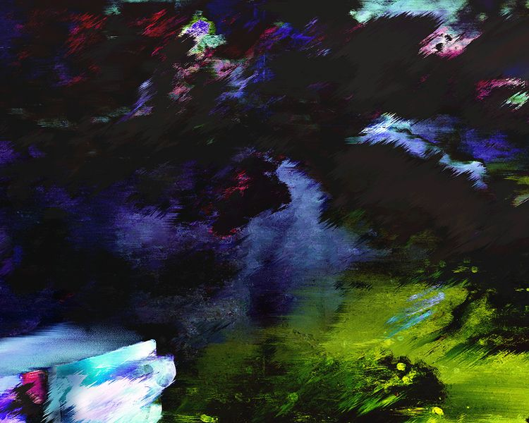 Strange weather - graphicart, abstract - gregsted   ello