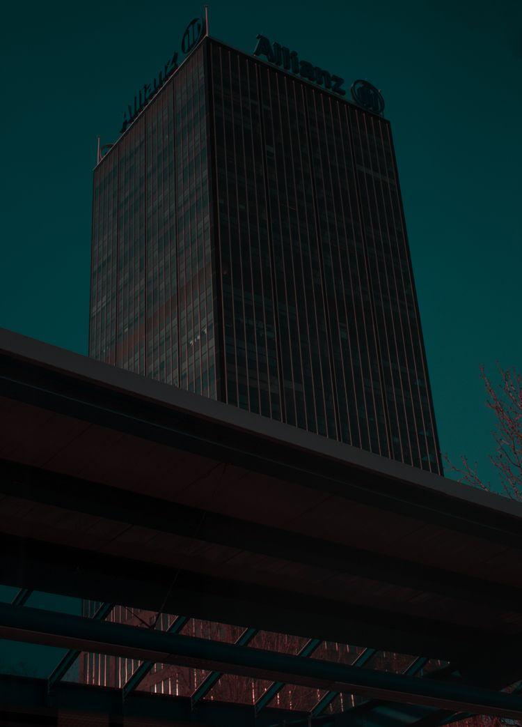 Urban Berlin - berlin, architecture - alda_kw | ello