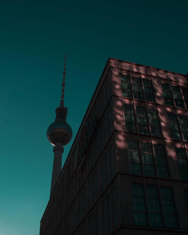 Urban Berlin - berlin, urban, architecture - alda_kw | ello