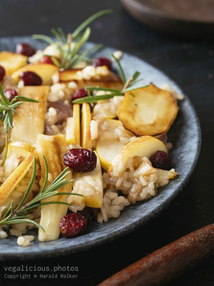 Parsnip Apple Risotto lovely me - vegalicious | ello