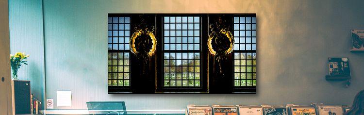 photograph windows palace! prin - arc1 | ello