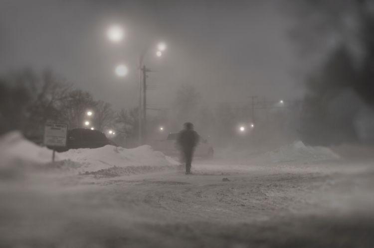 Winter Windstorm... Nice night  - jeff_day   ello