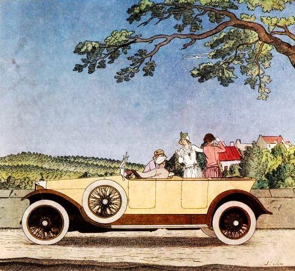 Farman (1922 - 1920s, cars, vintage - coolvintagecars | ello