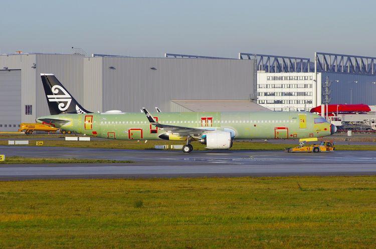 AirNewZealand, A321, neo, A321NX - brummi | ello