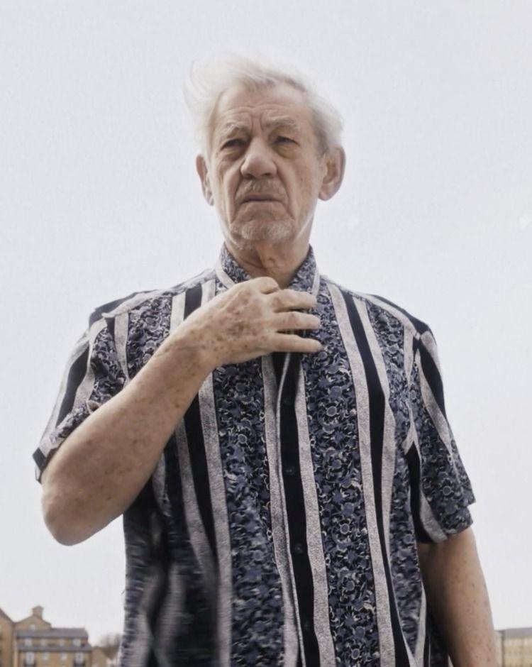 Sir Ian McKellen lifetime activ - fabrik | ello