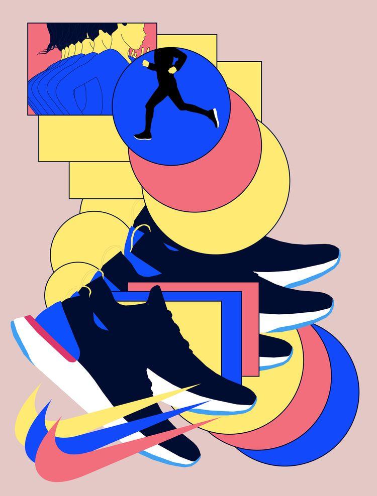 Nike React - Nikereact, Running - mariowagner | ello