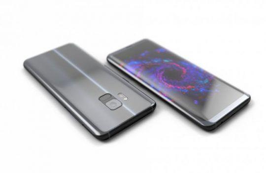 Samsung Galaxy S9 3D Model Form - c4ddownload | ello