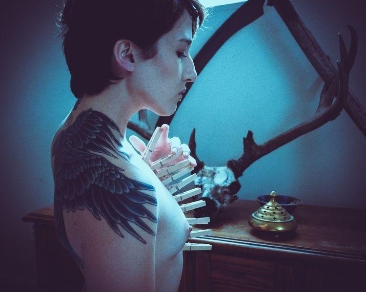 Rituals - photography, selfphotography - vexmurmur | ello