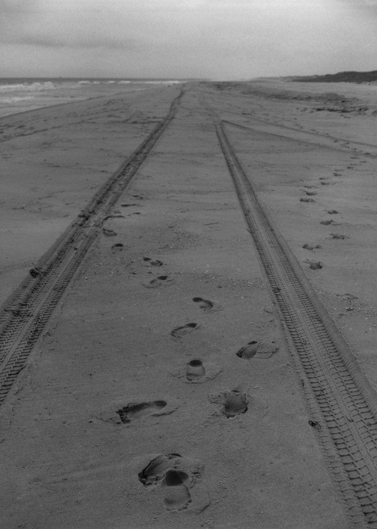 Walked Highway Sand, 2018 Photo - sr-shilling | ello