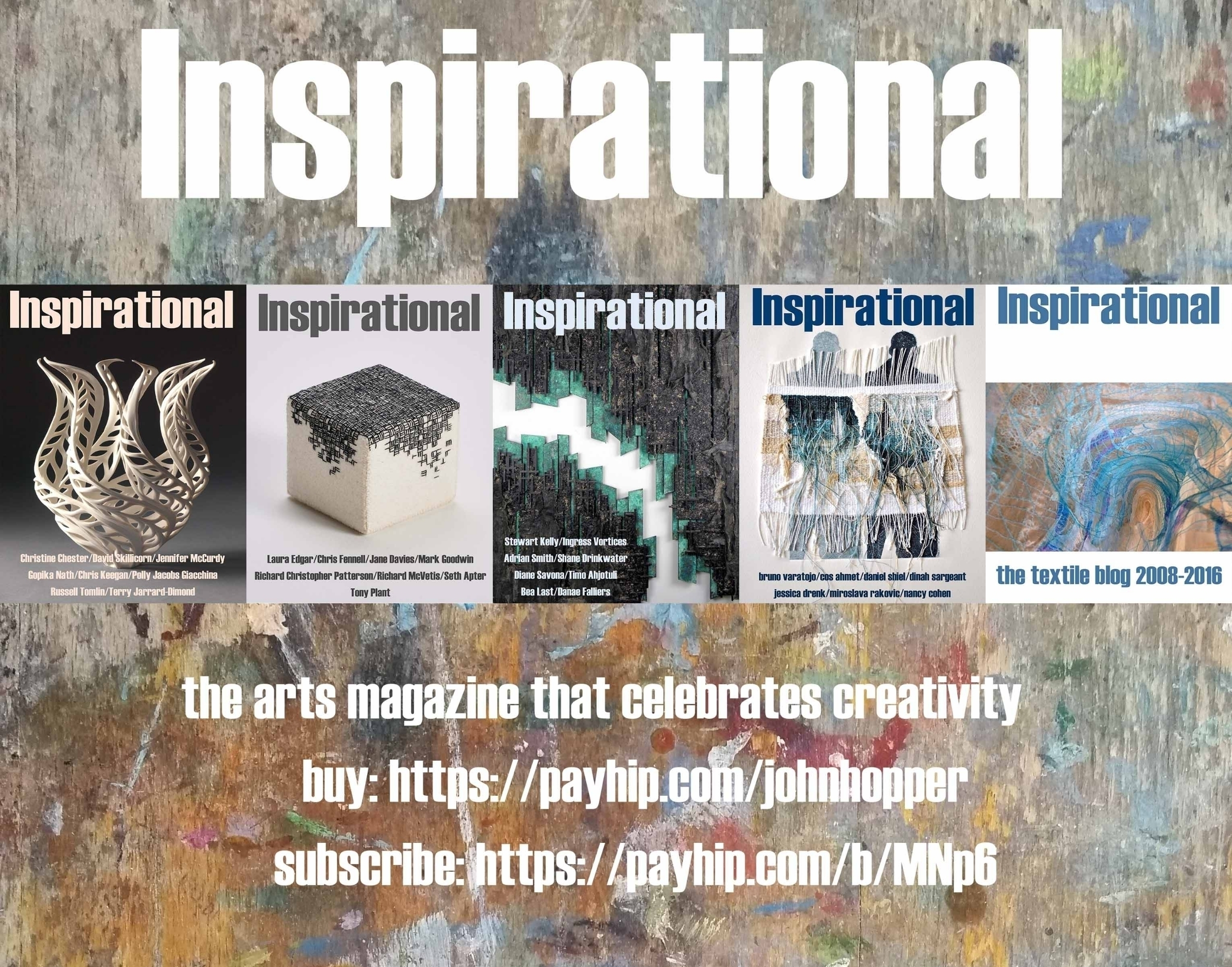 INSPIRATIONAL issues digital co - johnhopper | ello