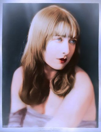 Photo Colorization Andrée Lafay - somethingsomeonejr | ello