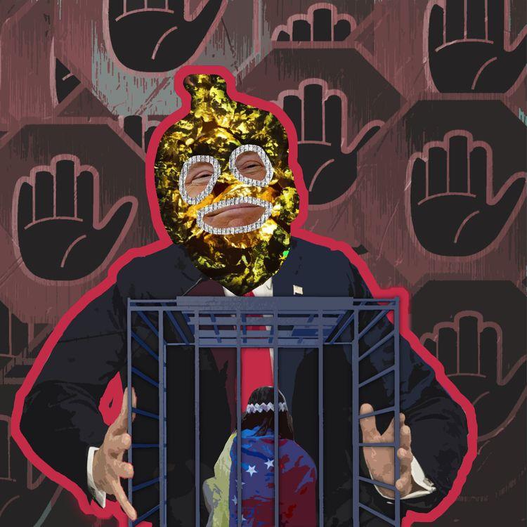 'Lock locked' | 2018 TAS Venezu - terrorartsquad | ello