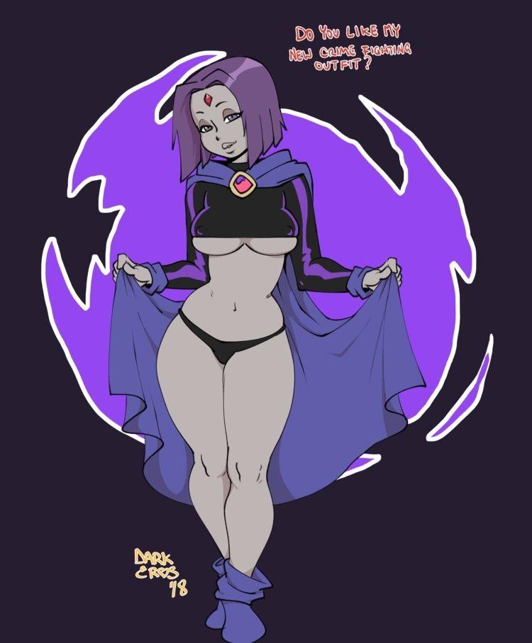 costume design pics Raven Starf - darkeros | ello