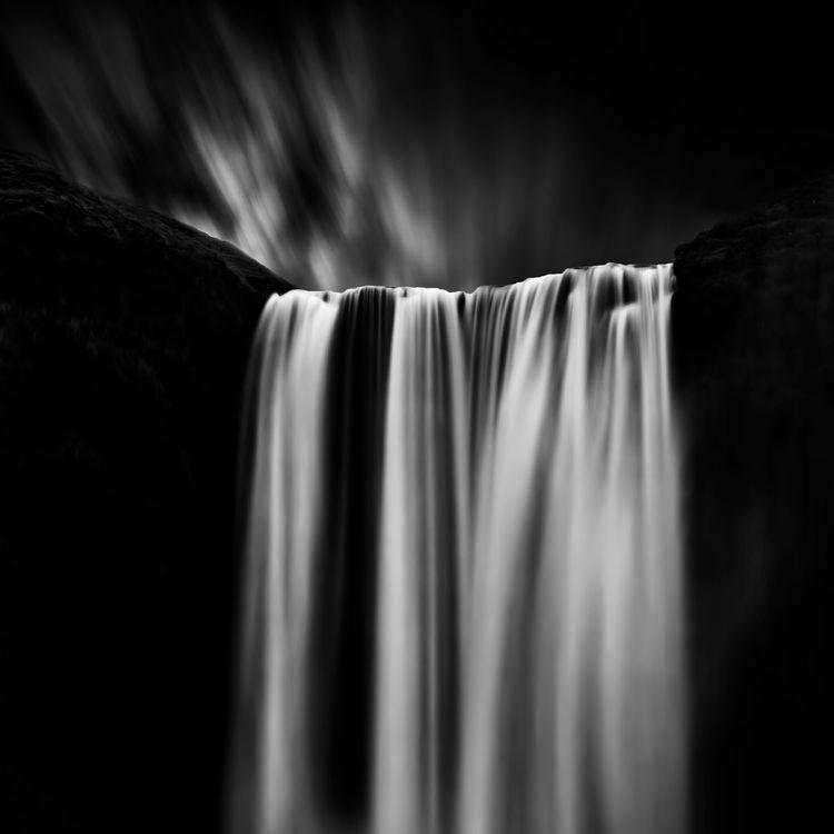 Skogafoss - waterfall, longexposure - martinsp | ello