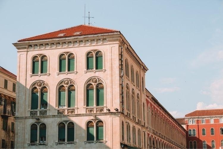 Split, Croatia. Lines lines - photography - margauxblack | ello