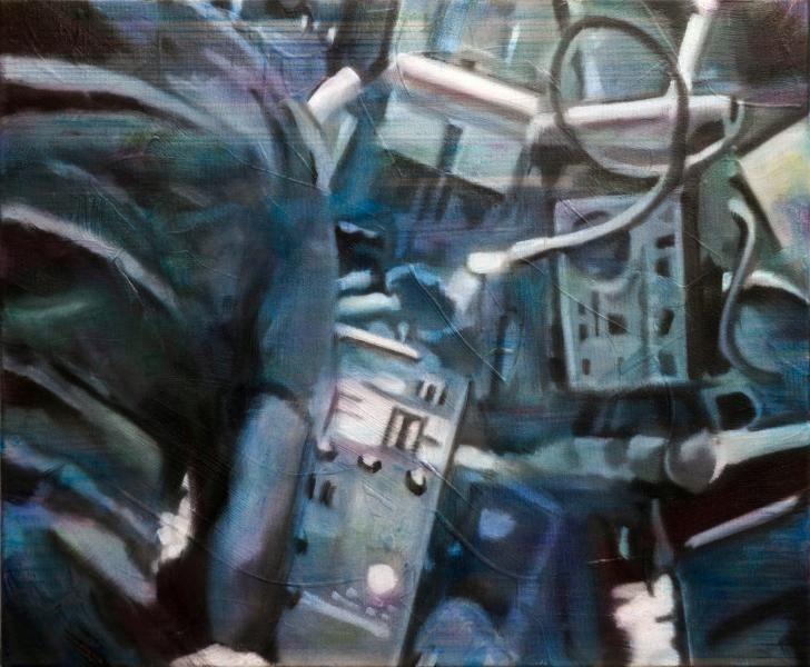 Brilliant paintings Berlin base - nettculture | ello