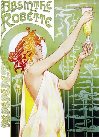 Absinthe Robette Henri Privat-L - mraffiche | ello