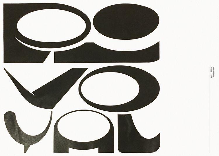 PIVOTAL - typographydesign, typography - jamieansell | ello