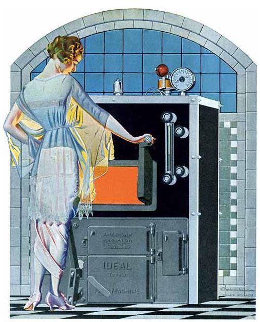 Illustration Coles Phillips Ame - mraffiche | ello
