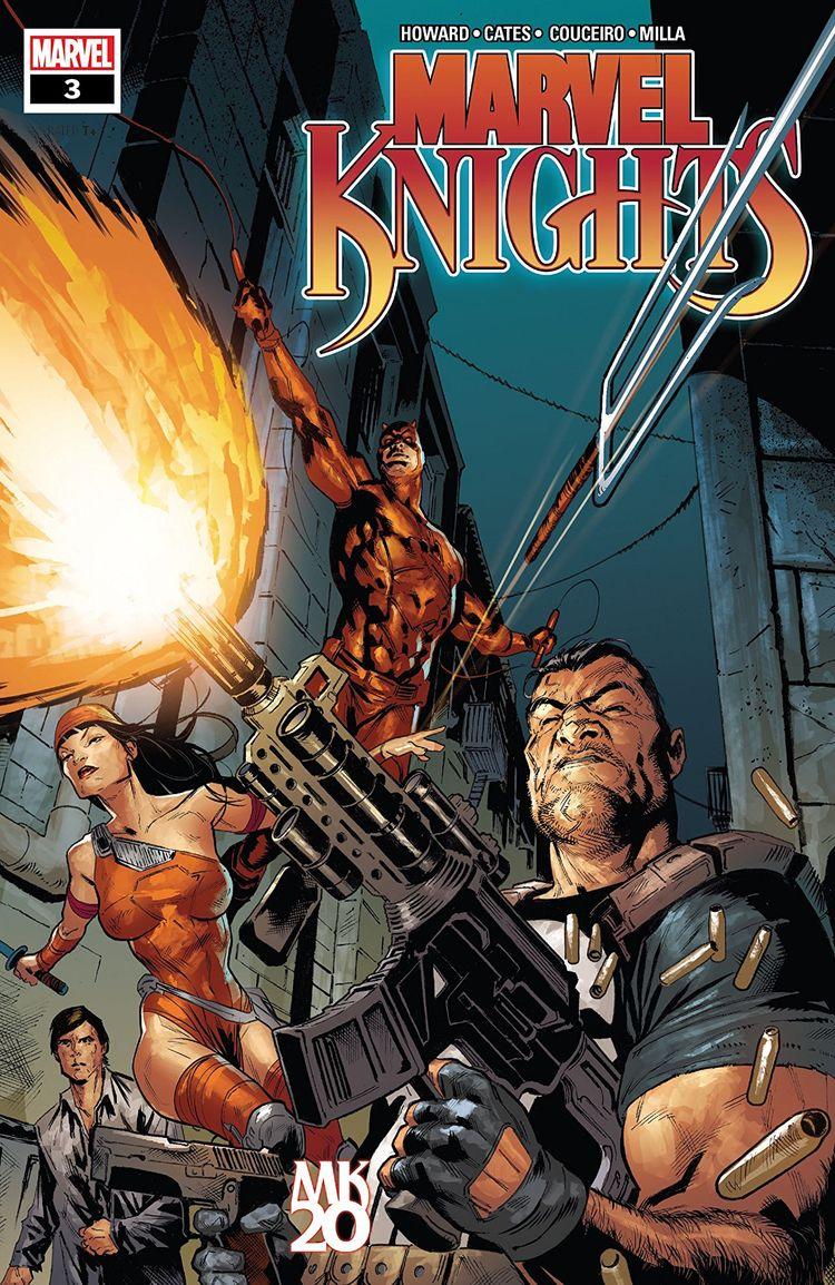 Marvel Knights Comics 2018 Stor - oosteven | ello
