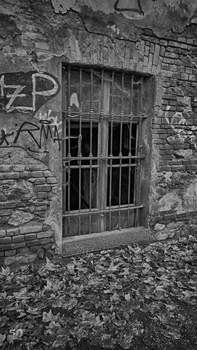 Manicomio di Collegno - Torino, BiancoENero - 50millimetri | ello