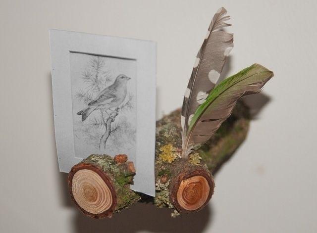 object Branch larix - cut, poli - henkjanpanneman | ello