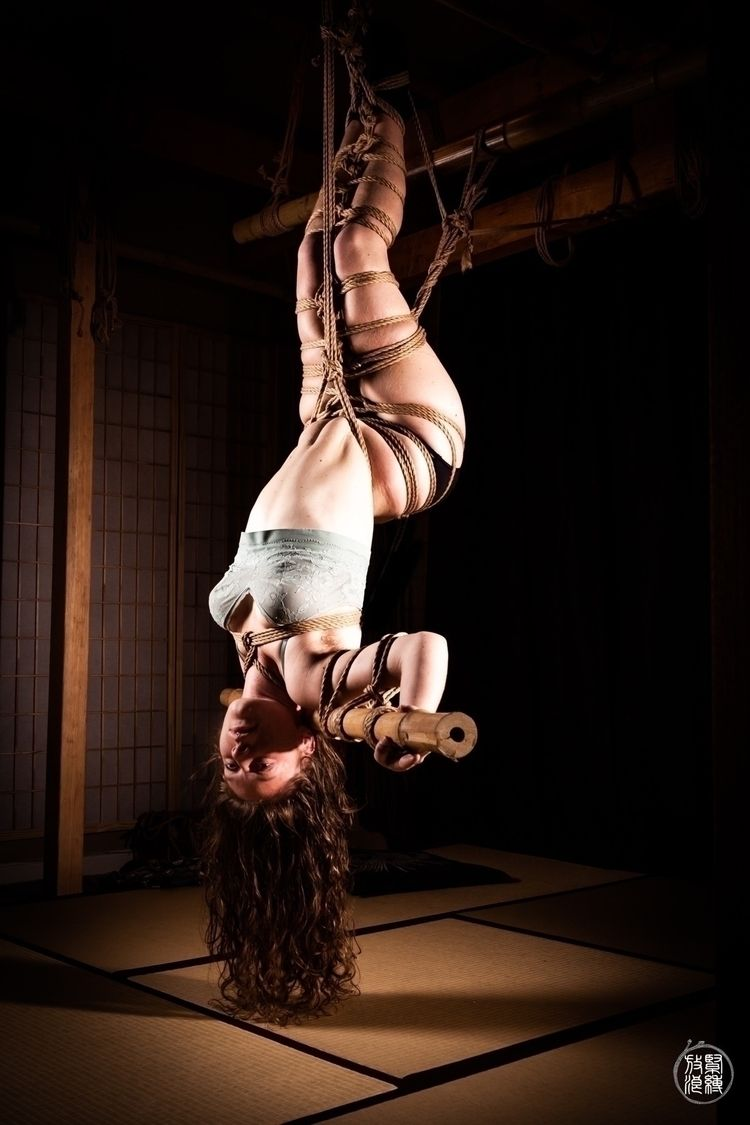 Bamboo-cross amazing Kinbaku/ph - riggerodys | ello