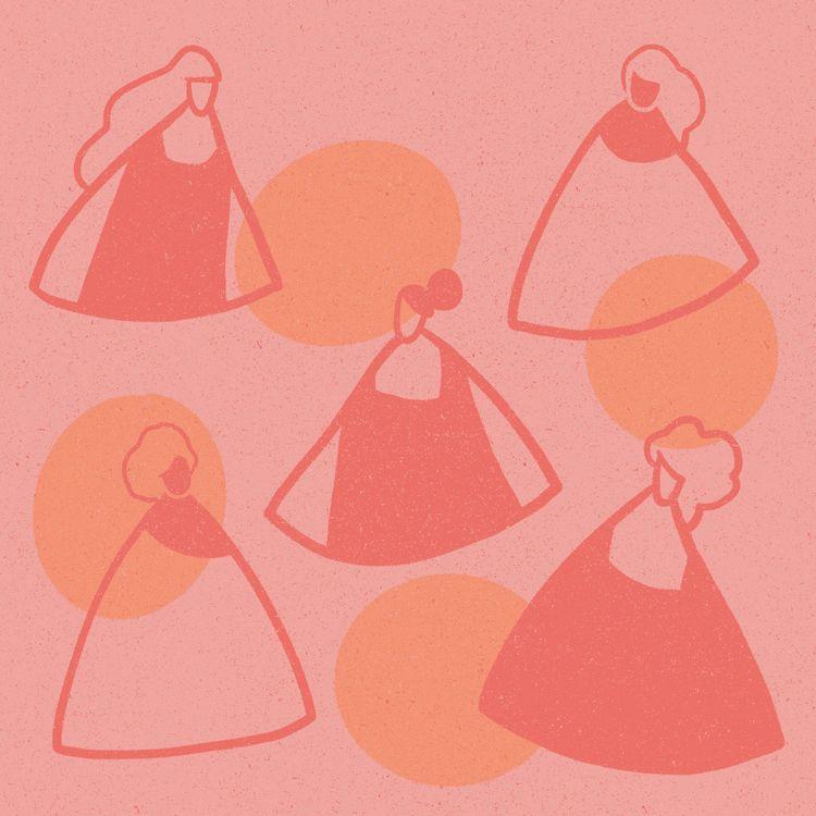ladies color inspiration <3  - carmelacaldart | ello
