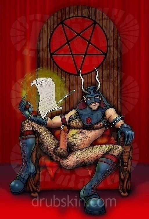 Hail Satan! Drub. Price: $250 S - drub | ello