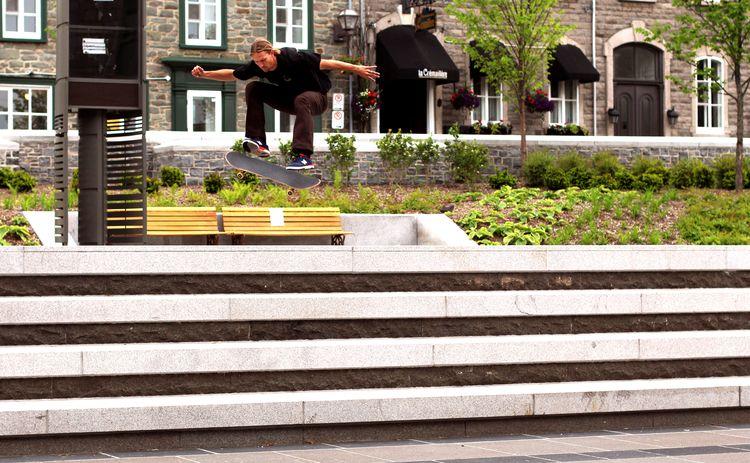 Levi Brown - 360 Flip - newbalancenumeric - brissphoto | ello