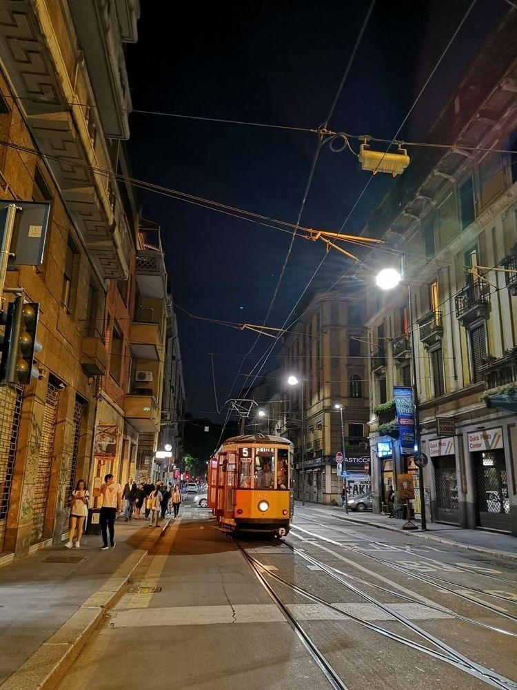 Streetcar Milano Canal - mildredbonk | ello