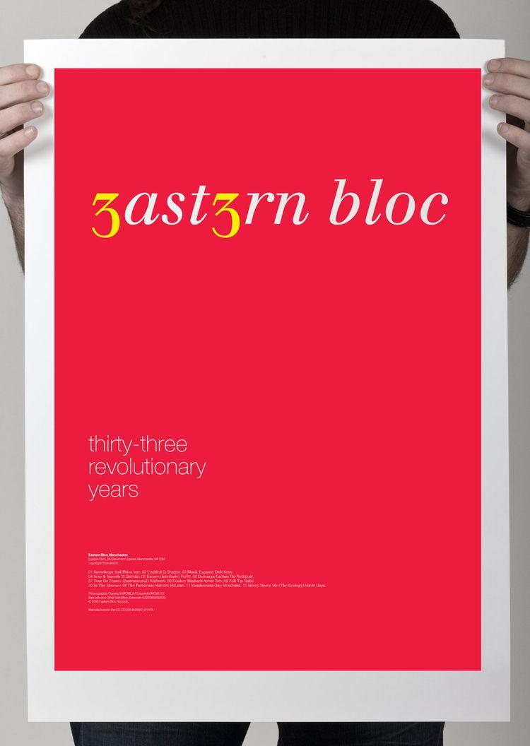 Eastern Bloc Poster Website htt - puntoaparte | ello