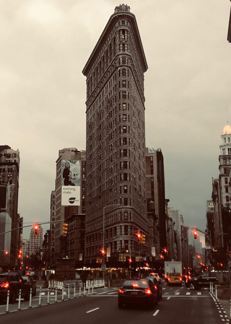 Flatiron Building NYC - chris_fanning | ello