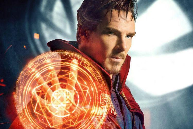 Doctor Strange director Scott D - bonniegrrl   ello